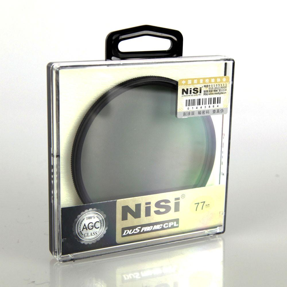 NiSi PRO MC CPL 77mm Lens Filter Digital Camera