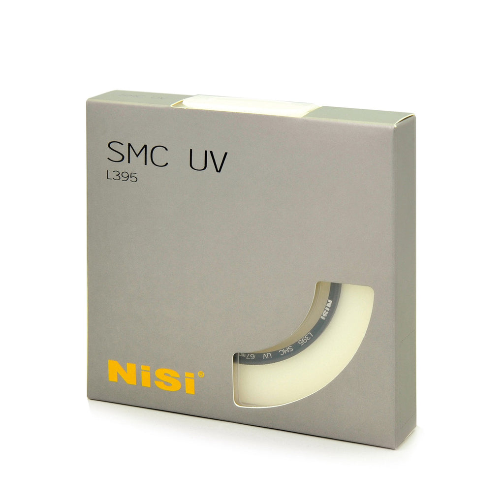 NiSi Multi-Coated SMC UV Filter (L395)