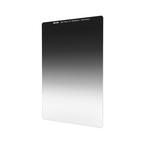 Nisi 100x150mm Nano IR Soft Graduated Neutral Density Filter – ND8 (0.9) – 3 Stop