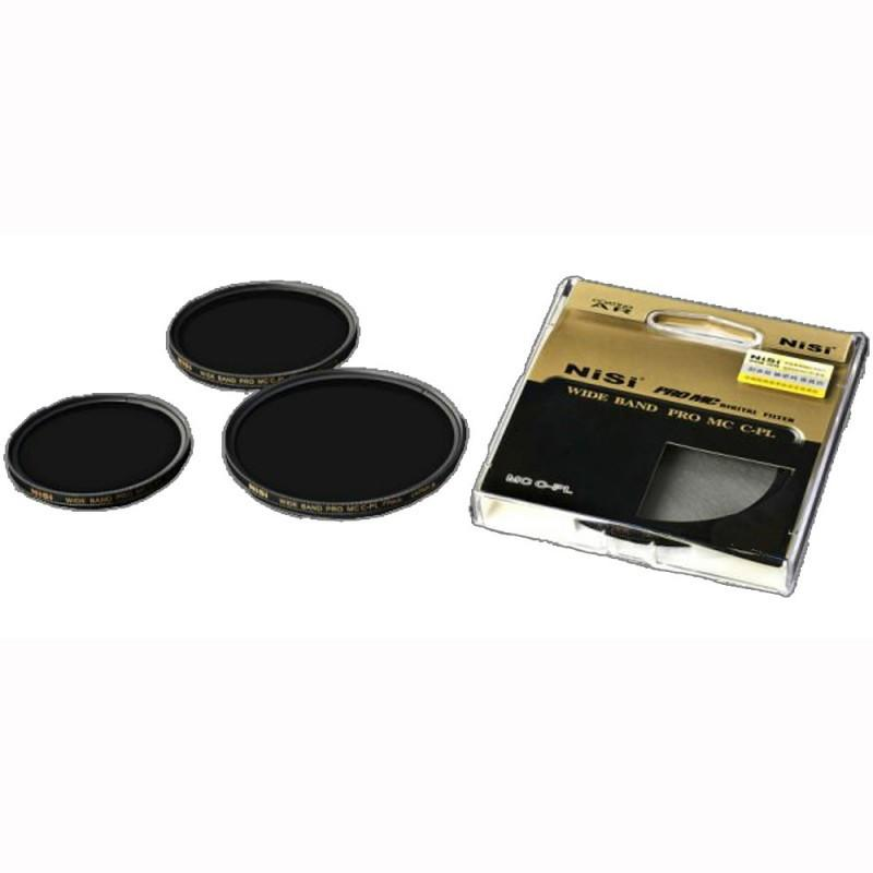 NiSi PRO MC CPL 72mm Lens Filter