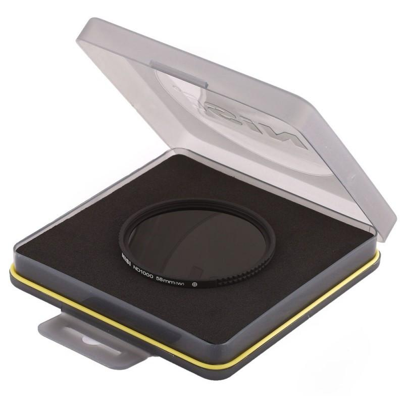 NiSi Ultra-Thin ND1000 ND 3.0 Neutral Density Filter 10 Stop