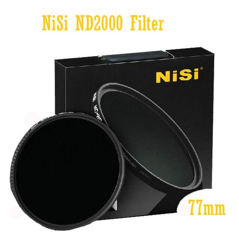 NiSi Ultra-Thin 77mm ND2000 ND Filter