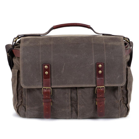 ONA Astoria Camera & Laptop Messenger Bag (Field Tan) ONA5-020RT