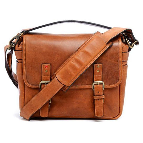 ONA Berlin II Camera Messenger Bag (Vintage Bourbon) ONA5-028TN-2