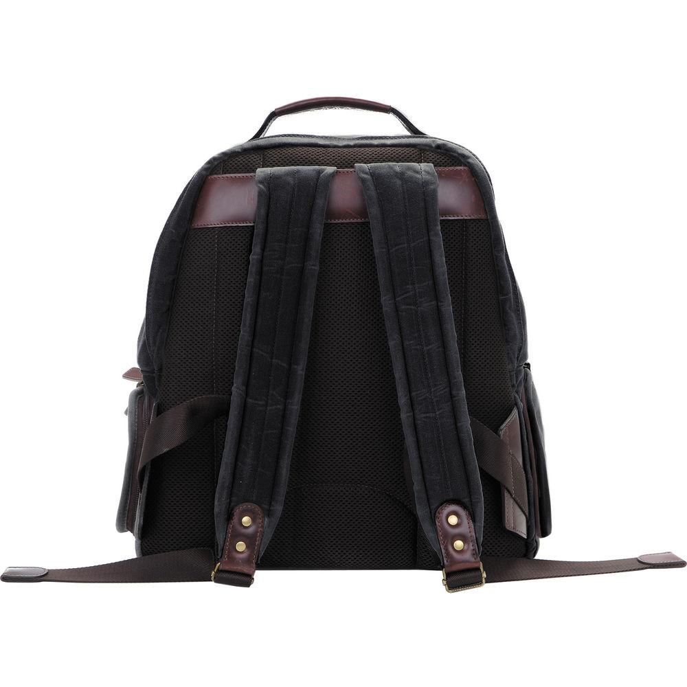 ONA Bolton Street Side-Access Camera Backpack - Black