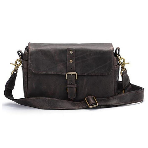 ONA Bowery Camera Bag (Dark Truffle - Leather) ONA5-014LDB