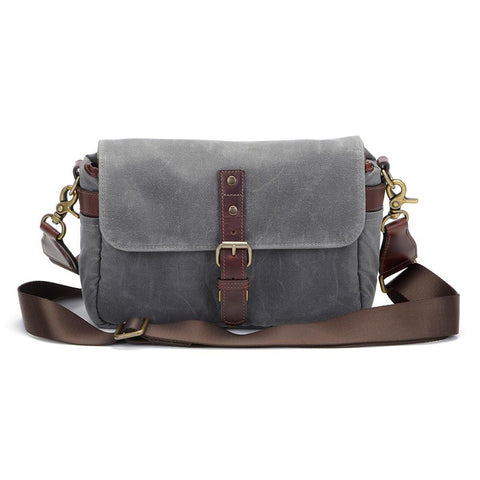 ONA Bowery Camera Bag (Smoke) ONA5-014GR