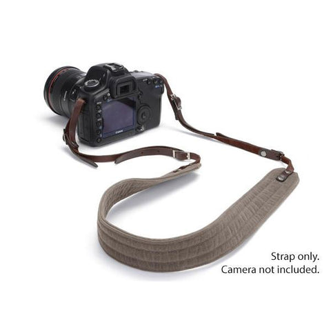 ONA PRESIDIO Camera Strap - Field Tan (waxed canvas) ONA5-023RT