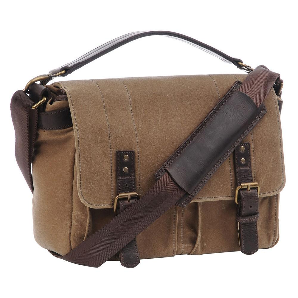 ONA Prince Street Camera and Laptop Messenger Bag - Field Tan (ONA5-024RT) exclude