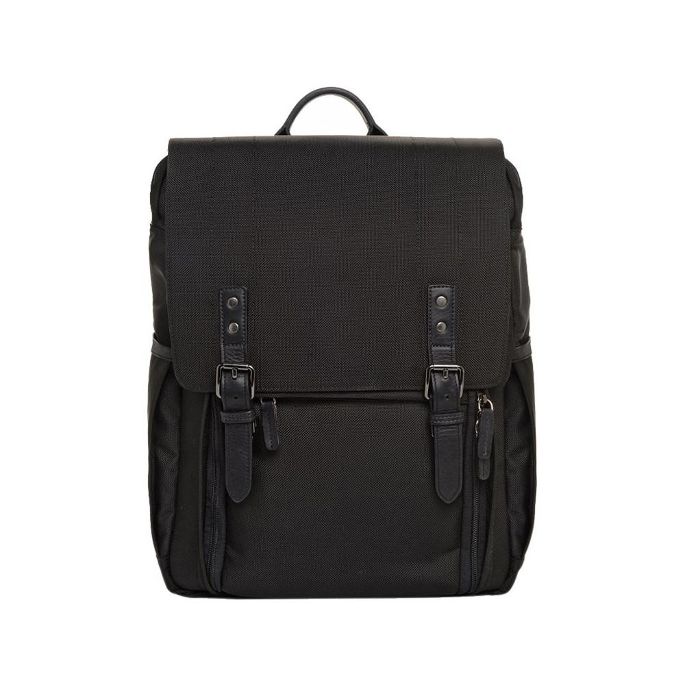 ONA The Nylon Camps Bay Camera and Laptop Backpack (Black) ONA008NYL exclude
