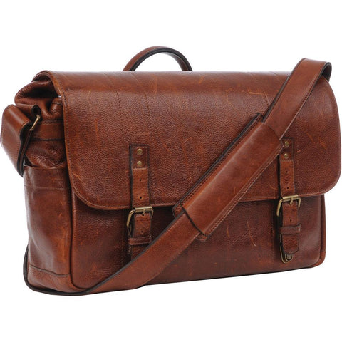 ONA Union Street Leather Camera & Laptop Messenger Bag - Walnut (ONA5-003LTC)
