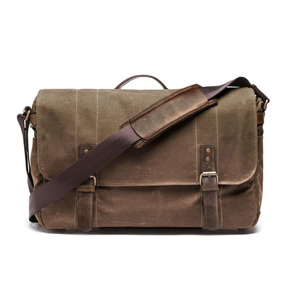ONA Union Street Messenger Bag (Ranger Tan) ONA5-003RT
