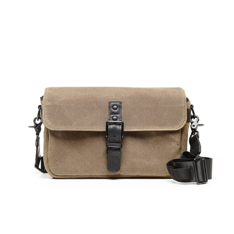 ONA x Japan Camera Hunter Bowery Camera Bag (Field Tan / Black)