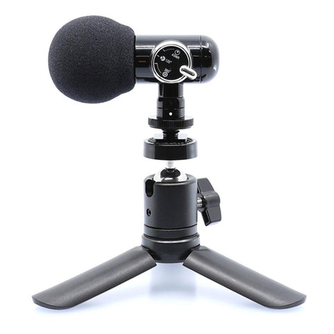 Orangemonkie Q Mic Content Creator Video Microphone Kit