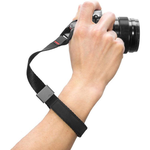 Peak Design Cuff Quick-Connecting Camera Wrist Strap (BLACK)
