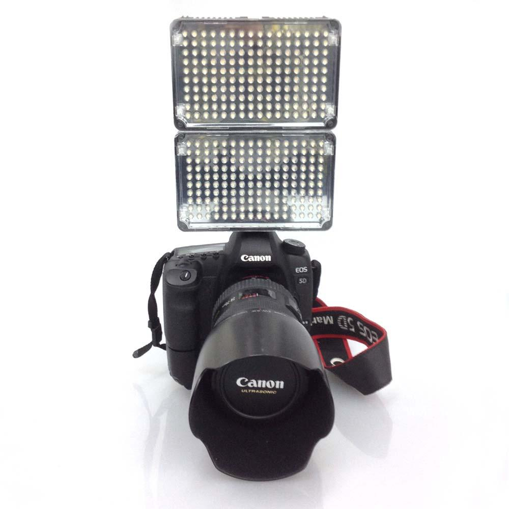 Aputure AL-H198 LED Continuous Lighting Kit with Stand