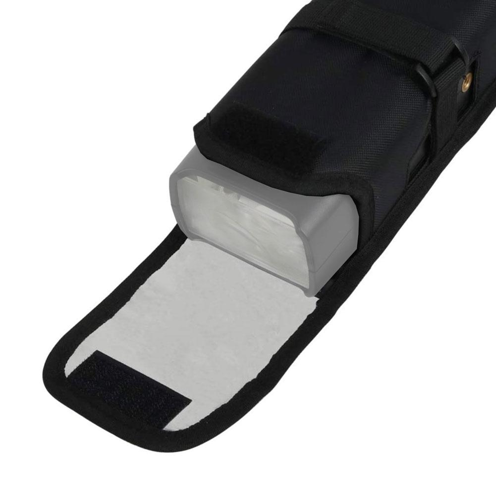 Portable Protective Pouch for the Godox AD200/AD200Pro Pocket Flash