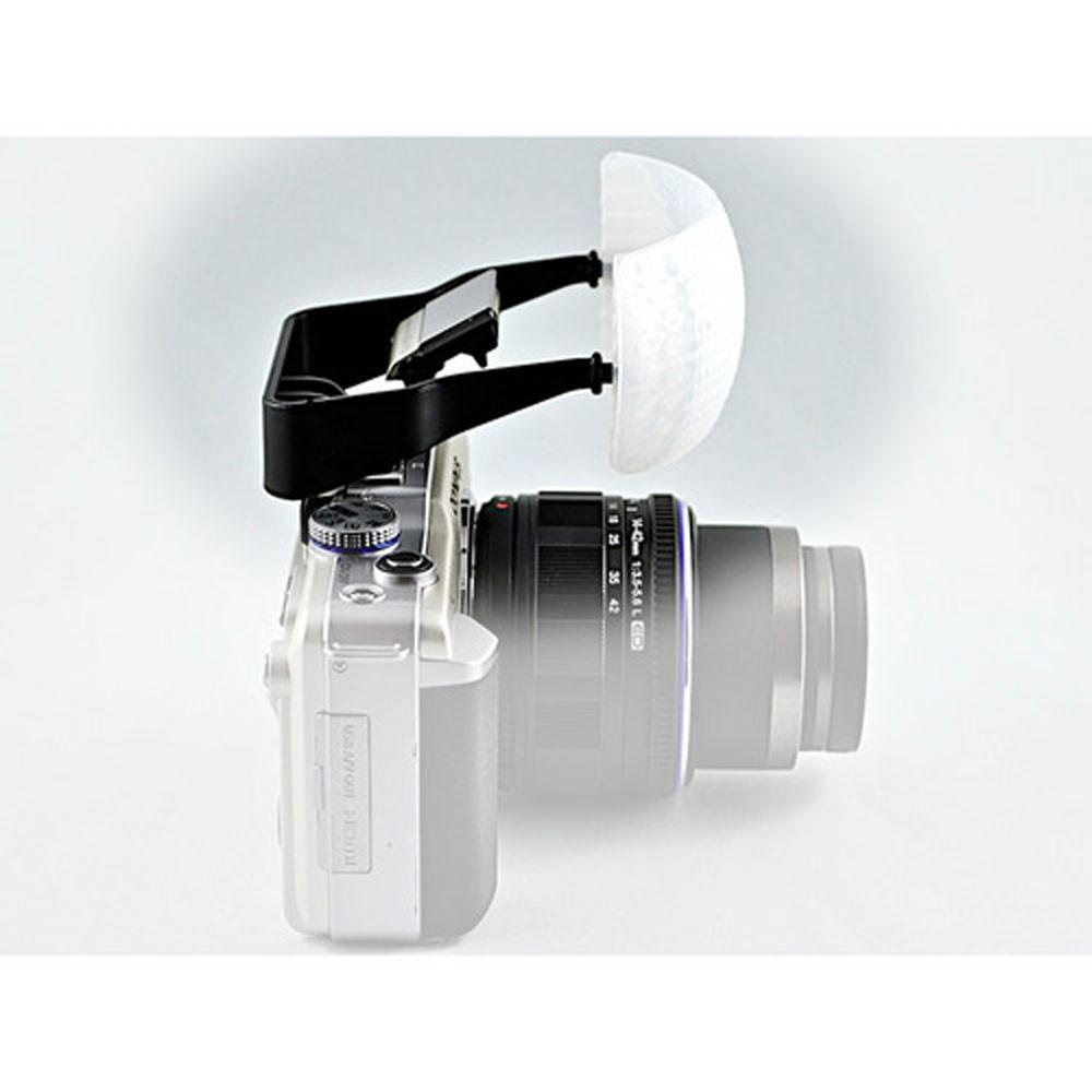 Gary Fong Puffer Flash Diffuser for Micro 4/3rds (MFT) Cameras incl. Olympus PEN & Panasonic Lumix
