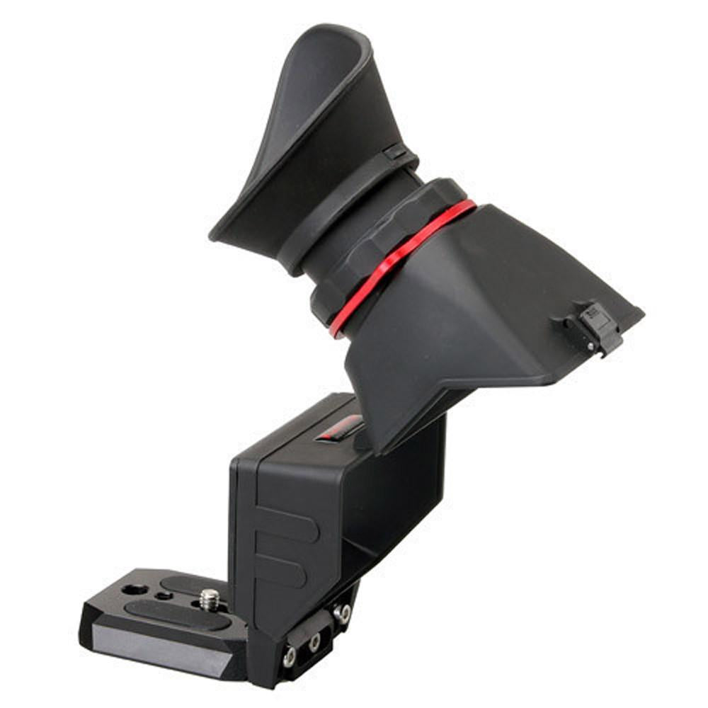 Kamerar QV-1 LCD DSLR View Finder with Universal Fit Baseplate