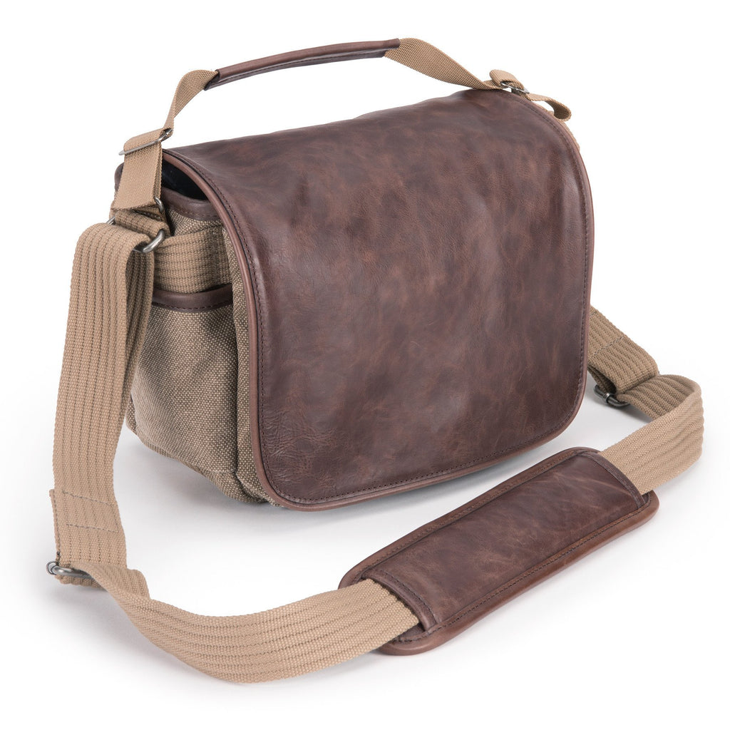 Think Tank Retrospective Leather 7 Shoulder Camera Bag - Pinestone