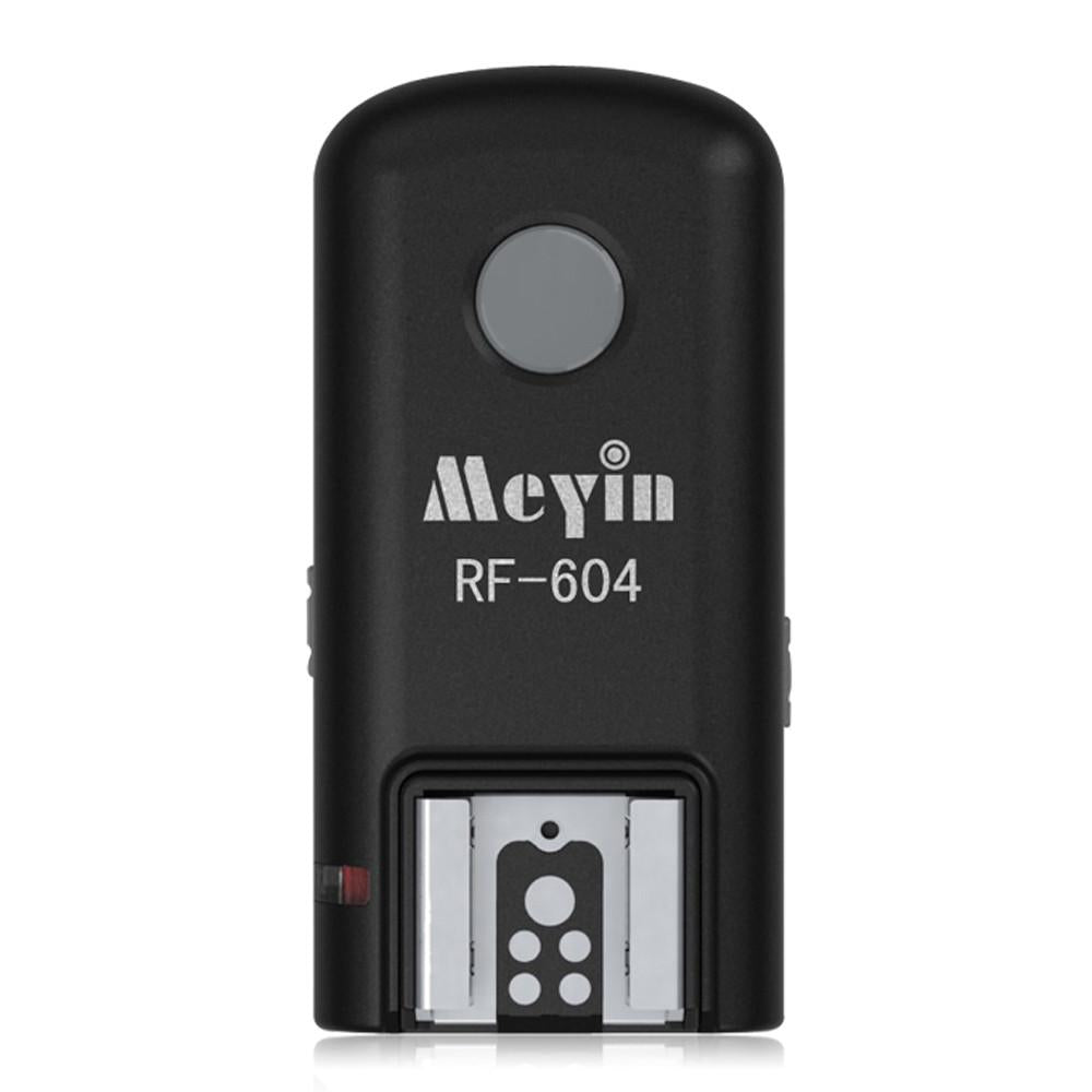 Meyin Flash Remote Trigger Tranceivers for Canon RF-604 (Pair)