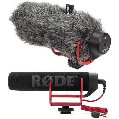 Rode VideoMic Go Microphone Kit (Mic + DeadCat) - DEMO STOCK
