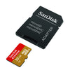 SanDisk EXTREME®MICRO SDHC™ CLASS 10 CARDS Read 45MB/s Write Speed 300x