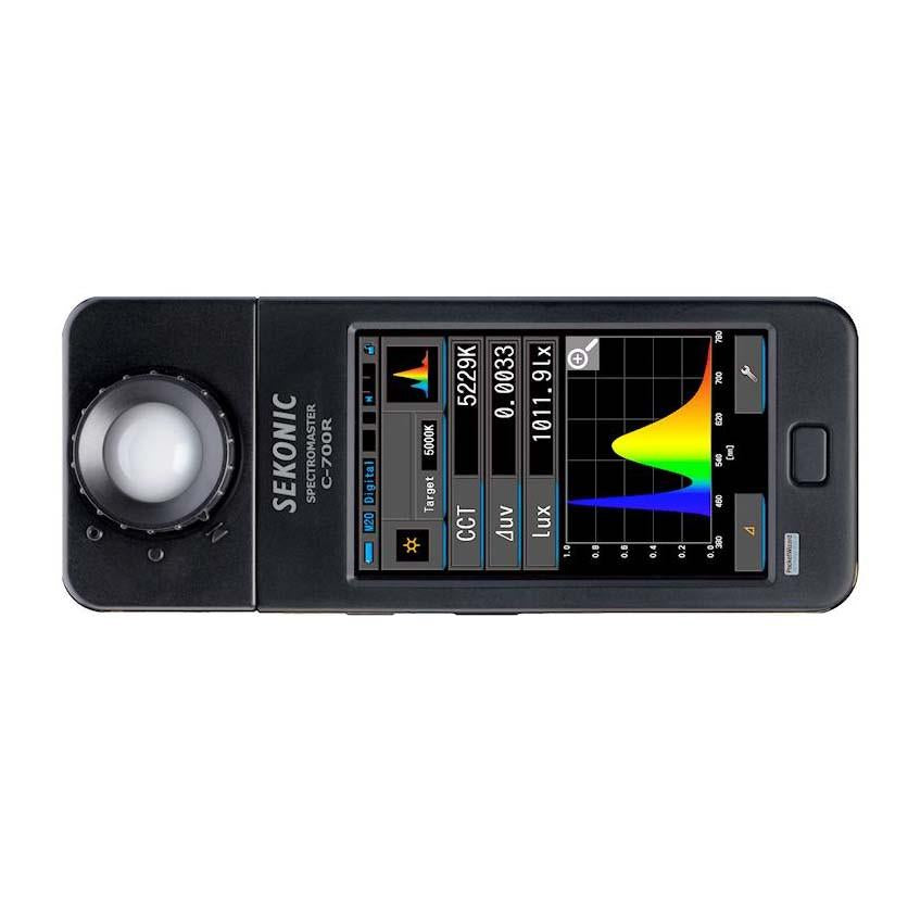 Sekonic C-700R Prodigi Colour Light Meter (Australian Stock)