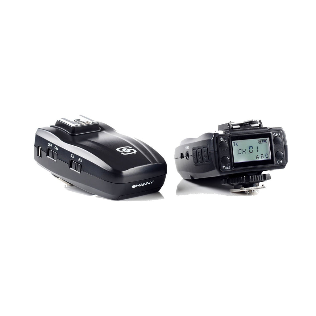 Shanny SN-E3-RF 2.4GHz Radio TTL Transceiver For Canon (Pair)