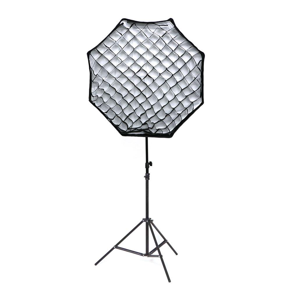 "Octagon Umbrella Softbox 31.5""/80cm for Speedlite Studio Flash Speedlight  With Stand Set (Speedlite Excluded)  exclude"