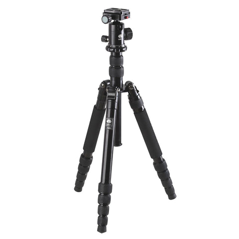 Sirui A-1005 Aluminium Tripod with Y-10 Ball Head and Convertible Monopod Leg