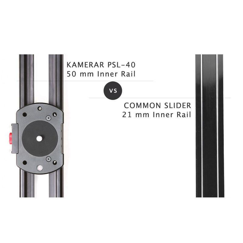 Kamerar PSL-40 Big Foldable Video Slider