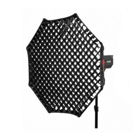 Godox Softbox with Grid 120cm Bowens Mount for Studio Strobe Flash Lighting