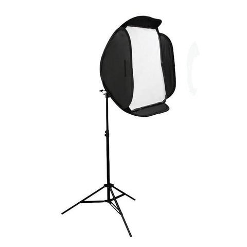 Hypop Off Camera Flash (OCF) Single Soft Box for Speedlites (Flash & Stand Excluded) exclude