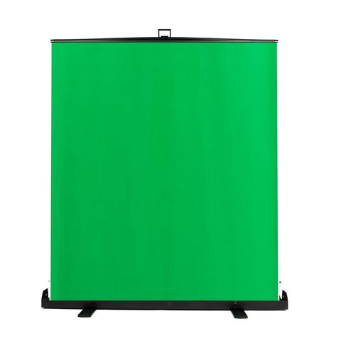 Spectrum 'Live Stream Master' Pull Up Chroma Key Green Screen Backdrop for Video (148cm x 210cm)