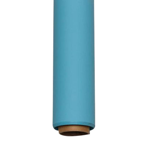 Spectrum Non-Reflective Paper Roll Backdrop (2.7 x 10M) - Baby Blue