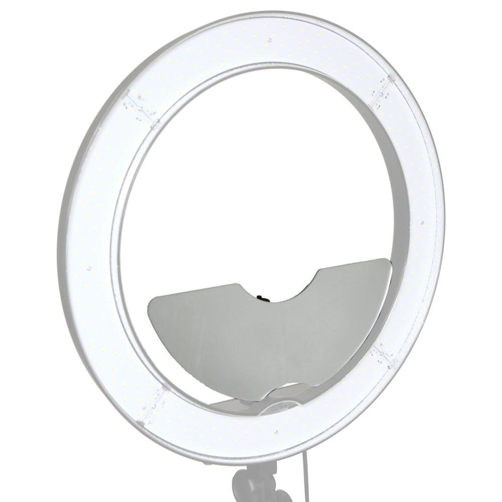 Spectrum Aurora Diva Ring Light Selfie Mirror and Camera Mount (Mirror Only)