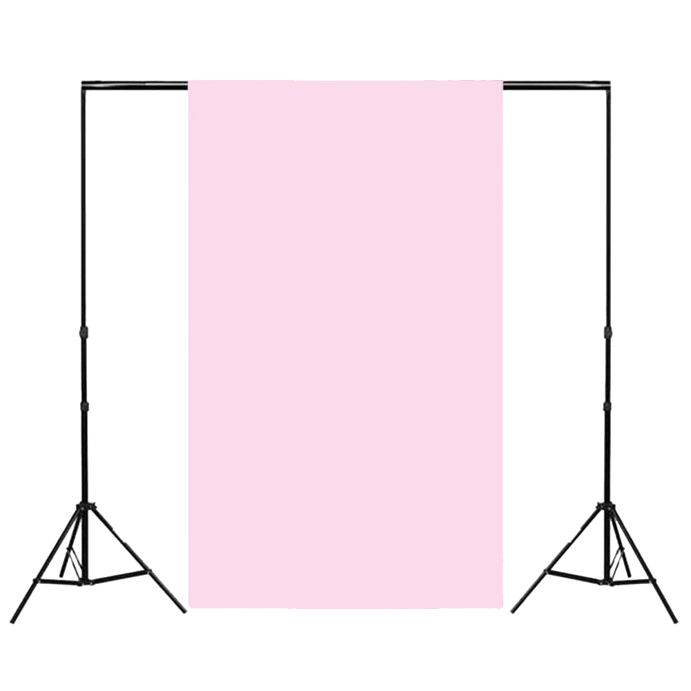 Spectrum Cherry Blossom Pink Non-Reflective Half Length Paper Roll Backdrop (1.36 x 10M)