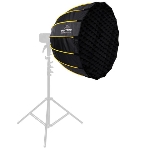 Spectrum Pro Collapsible Deep Parabolic Softbox 70cm/27.5