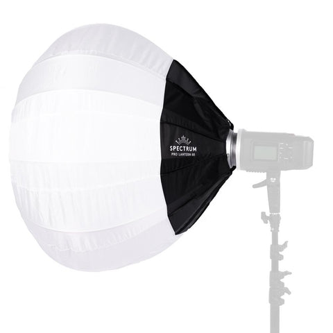Spectrum Pro Collapsible Softball Lantern Softbox 80cm (Bowens Mount)