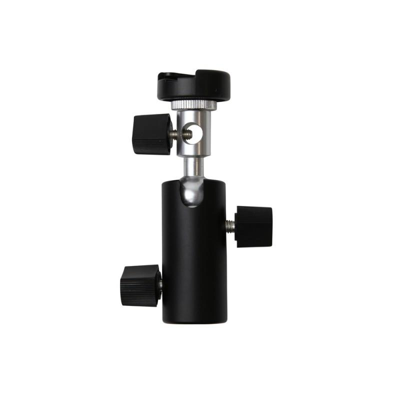 WI: 1 x Ball-head Speedlite Mount