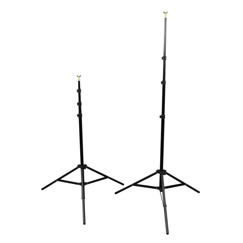 WI: 1 x Adjustable Light Stand (233cm)