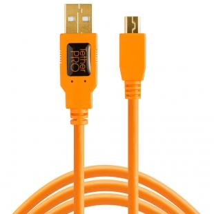 TetherPro USB 2 - Male to Mini-B Cable 5 Pin