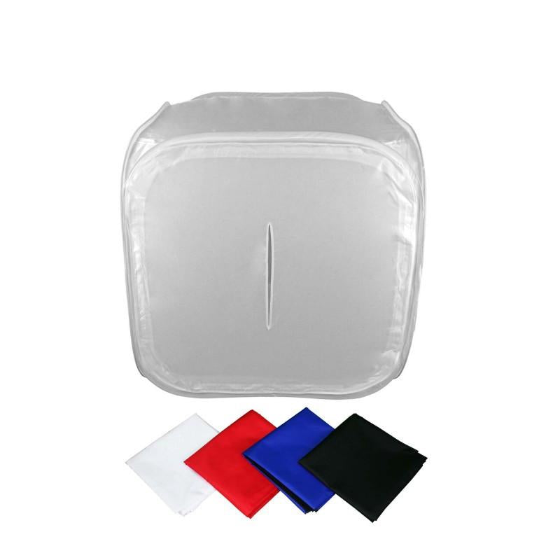 Standard Product Photo Soft Box Lighting Tent (80cm)