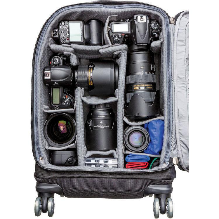 Think Tank Photo Airport Roller Derby Rolling Carry-On Camera Bag TT514