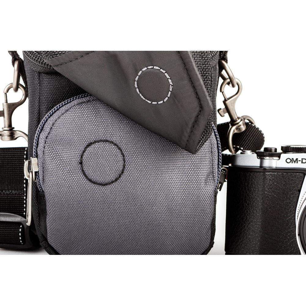 11806f5029 ... Think Tank Mirrorless Mover 5 Shoulder Camera Bag - Black Charcoal ...