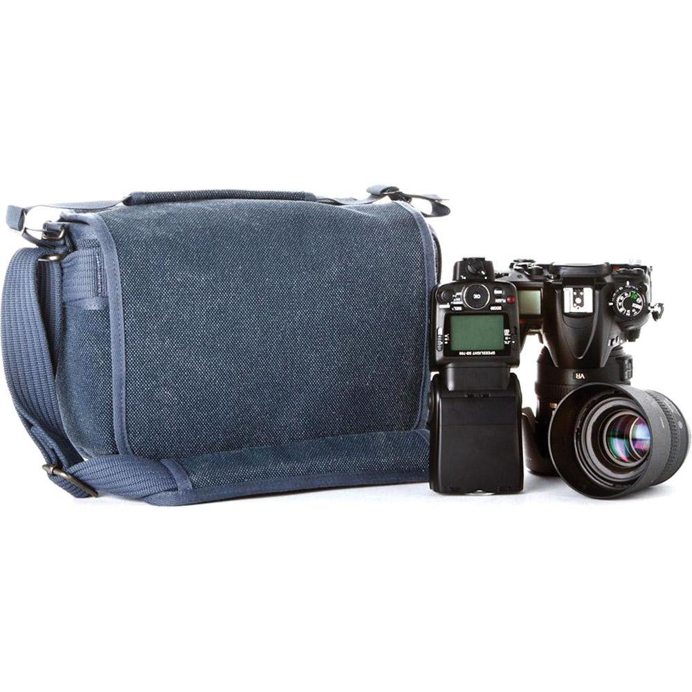 Think Tank Photo Retrospective 5 Shoulder Bag - Blue Slate TT744 exclude