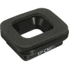 Think Tank Hydrophobia Eyepiece EP-CMIII for the Canon 1D Mark IV,1D Mark III, 1Ds Mark III Cameras (Black) - Australian Stock