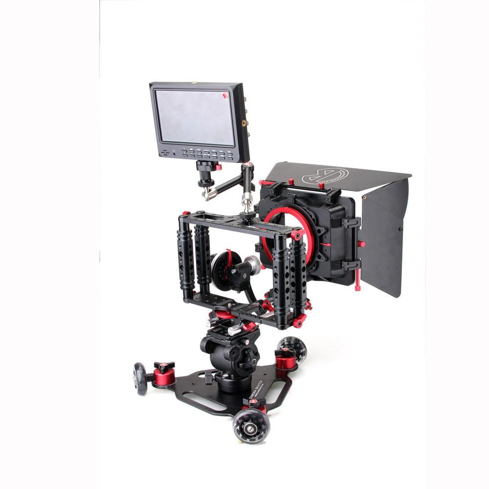 Kamerar Tank TK-2 Camera Cage with Swiss Support Rods