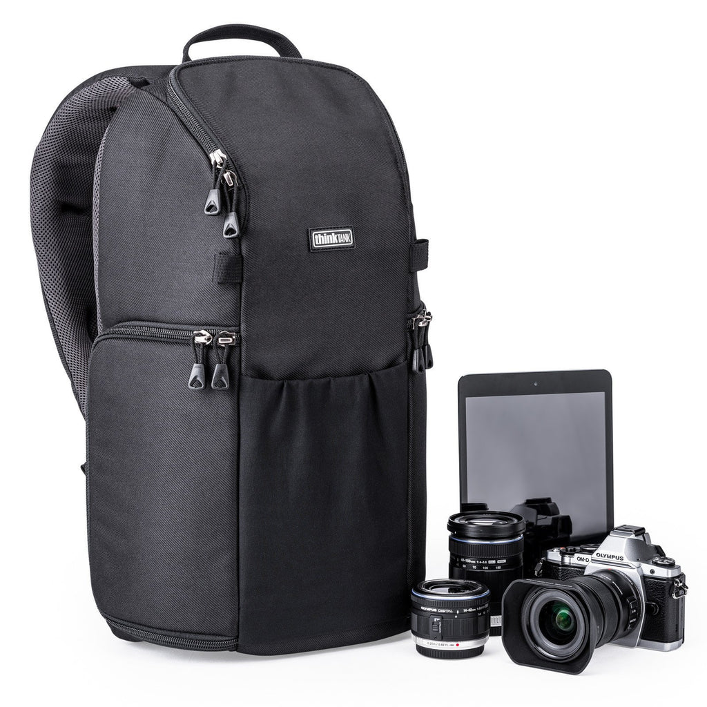 Think Tank Trifecta 8 Mirrorless Backpack
